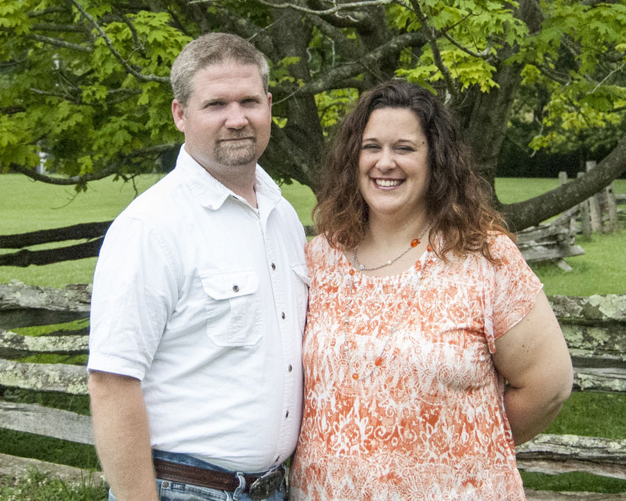 Matt and Stacey Randolph