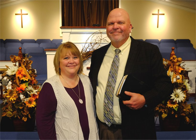 Outreach Pastor Mike Hatcher